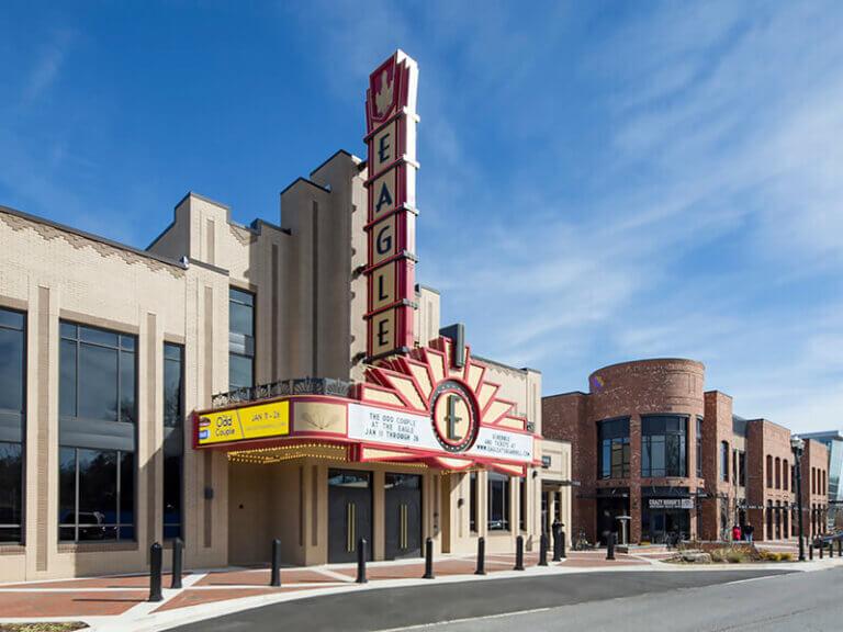 City of Sugar Hill E Center