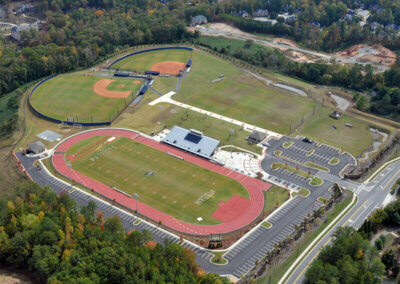 Mount Pisgah Christian School | Athletic Complex
