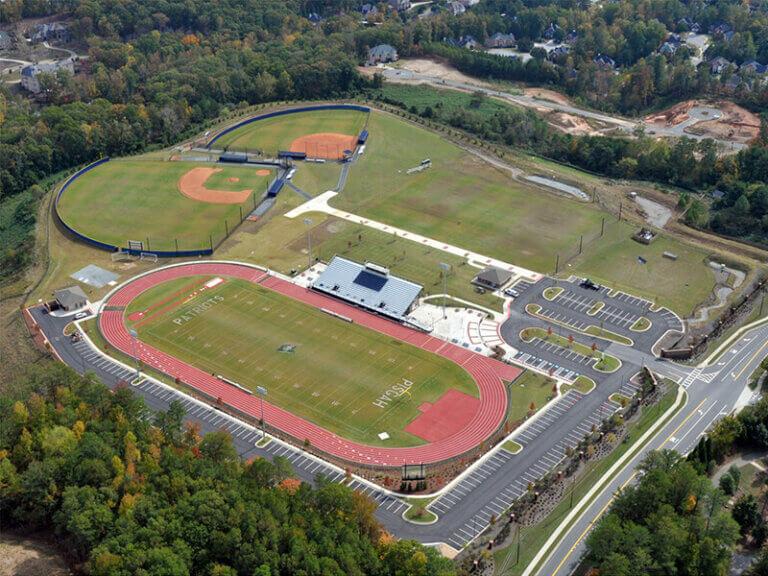 Mount Pisgah Christian School | Athletic Complex