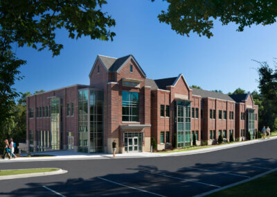 Mount Pisgah Christian School | Geier Hall