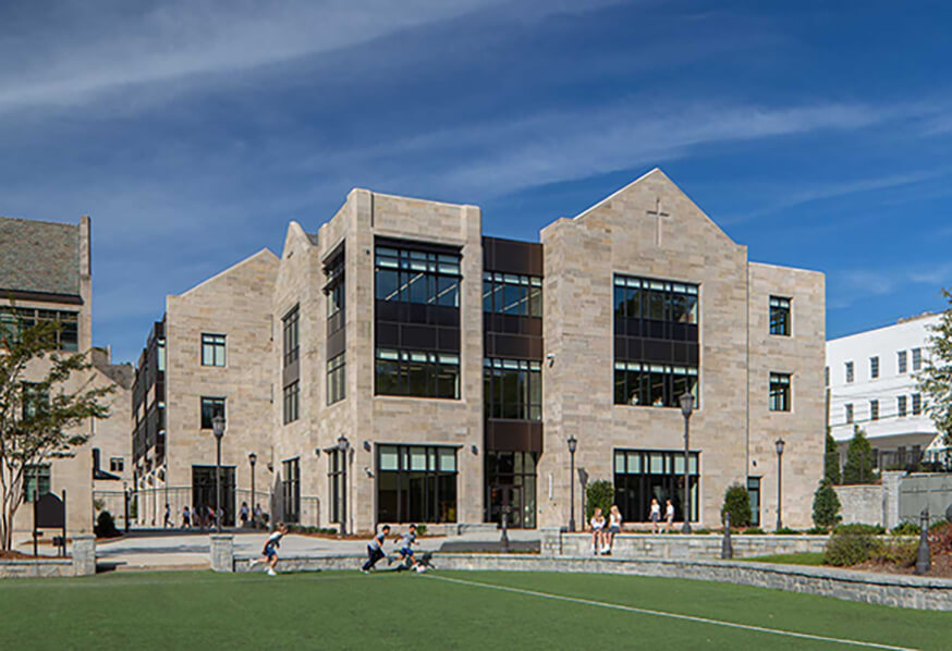 ENR Southeast's K-12 Education, Award Of Merit: Christ The King's Hyland Center
