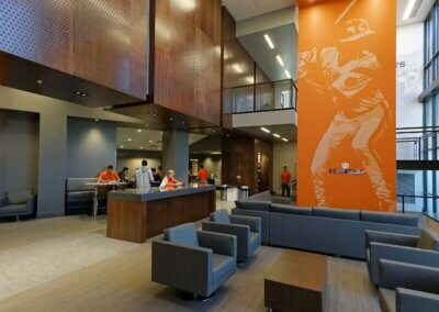 Clemson University | Kingsmore Baseball Stadium Renovation