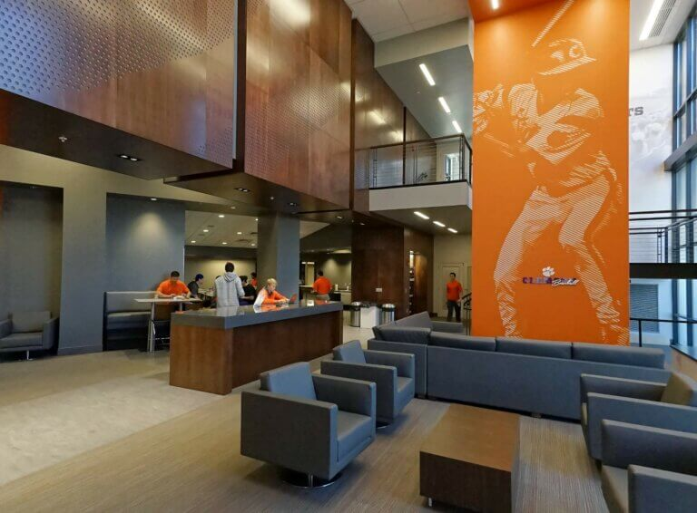 Clemson University | Kingsmore Baseball Stadium Renovation