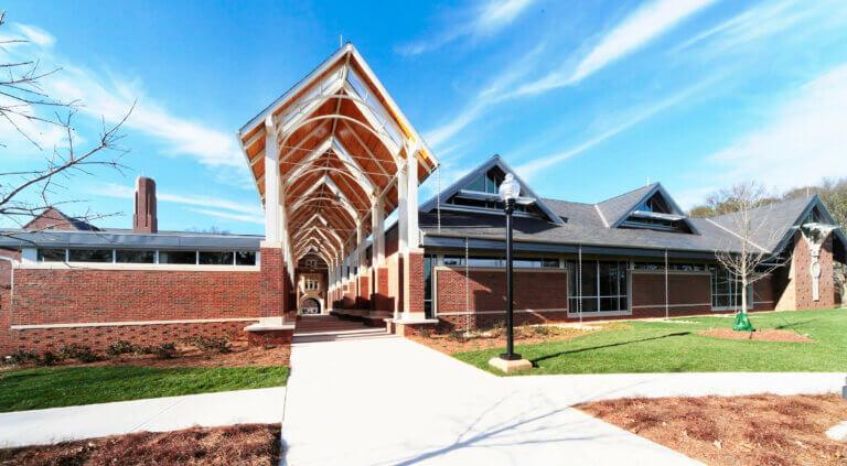 Columbia Theological Seminary   Vernon S. Broyles Jr. Leadership Center