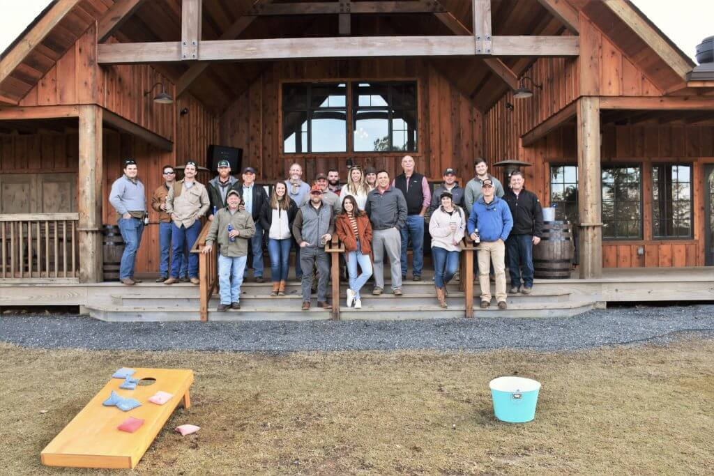 Annual New South Clay Shoot