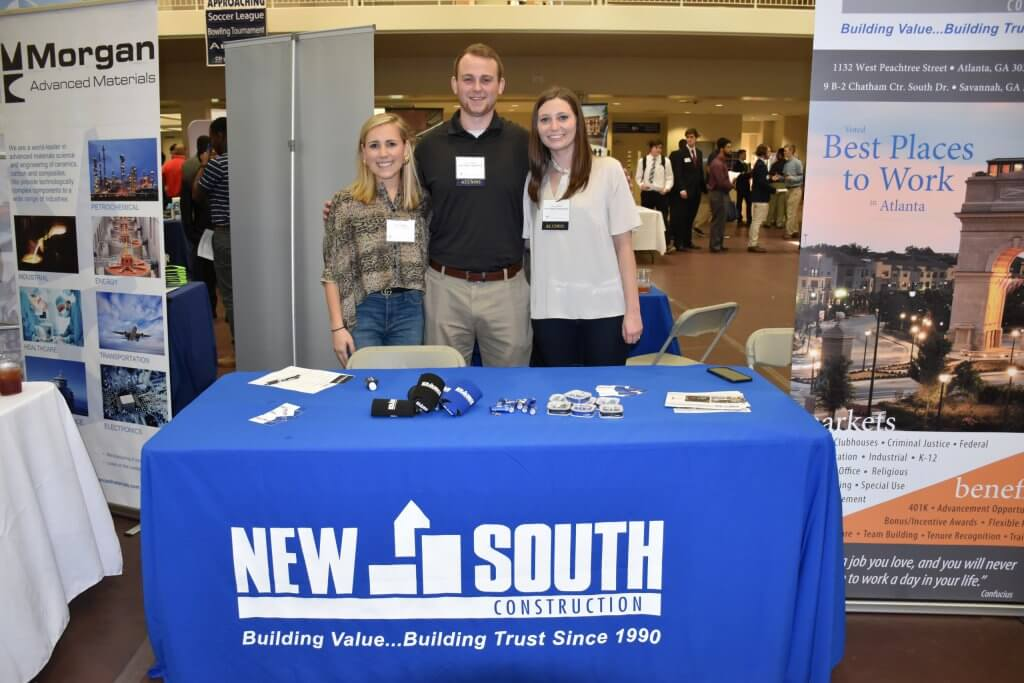 Georgia Southern University STEM Career Fair