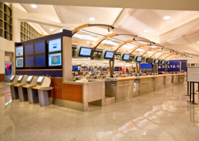 South Terminal Ticket Lobby Reconfiguration