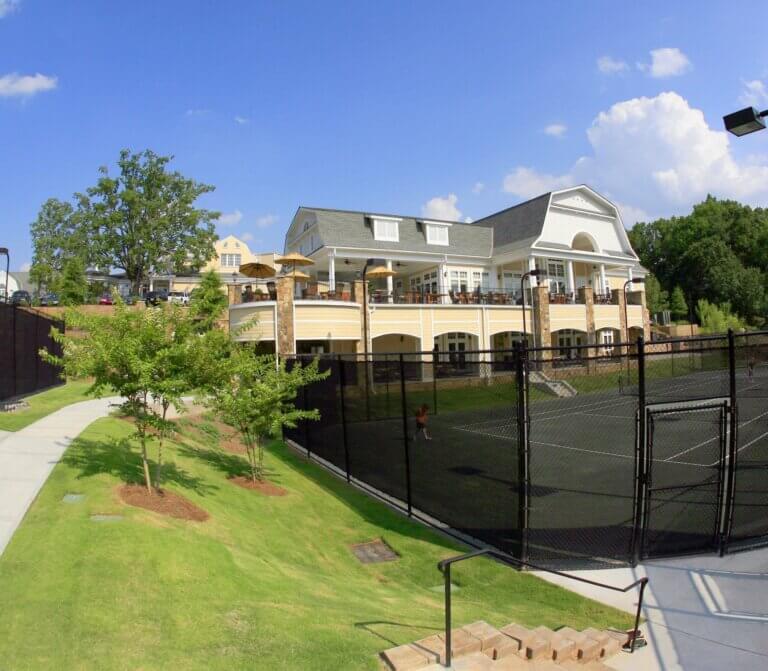 Druid Hills Tennis Center