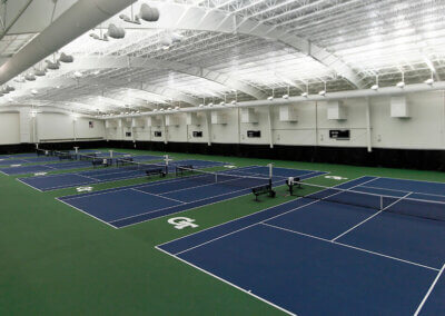 Georgia Tech | Ken Byers Tennis Complex