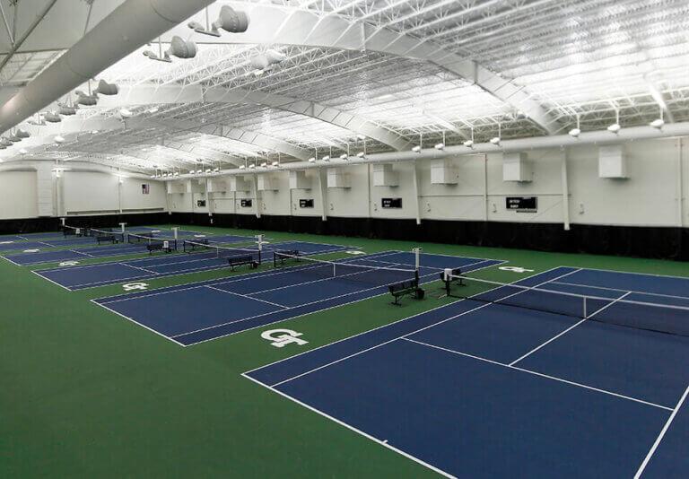 Georgia Tech | Ken Byers Tennis Complex