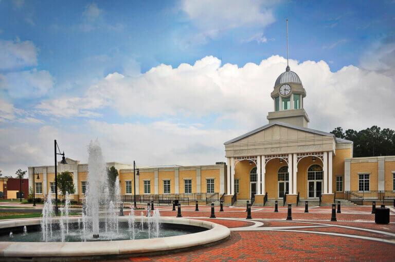 Garden City Town Hall