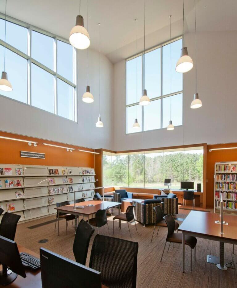 Fulton County Palmetto Library