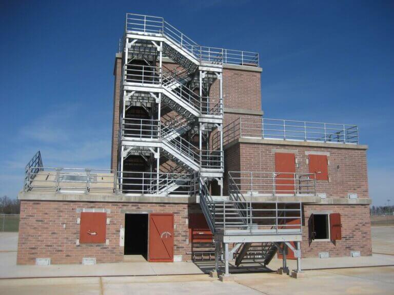 Jackson County Fire Training Center