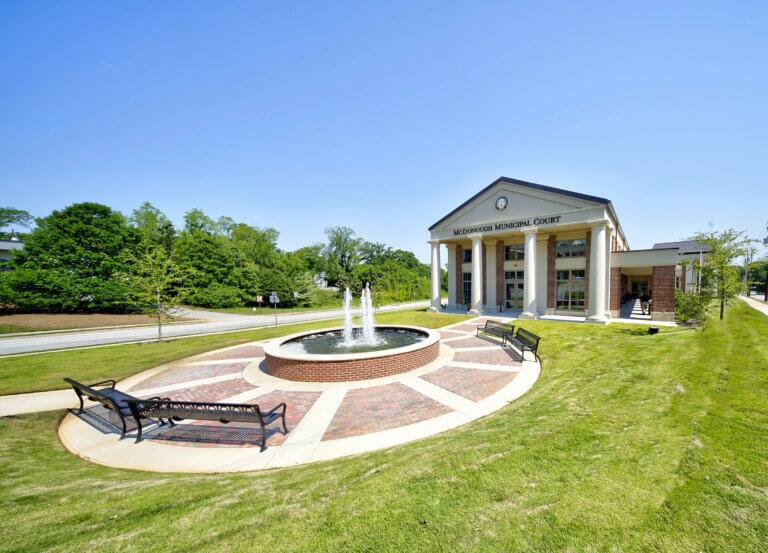 McDonough Municipal Courts