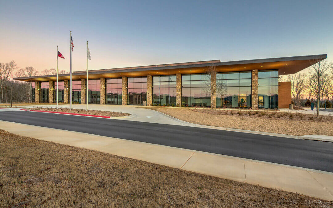 New South Completes Lanier Technical College