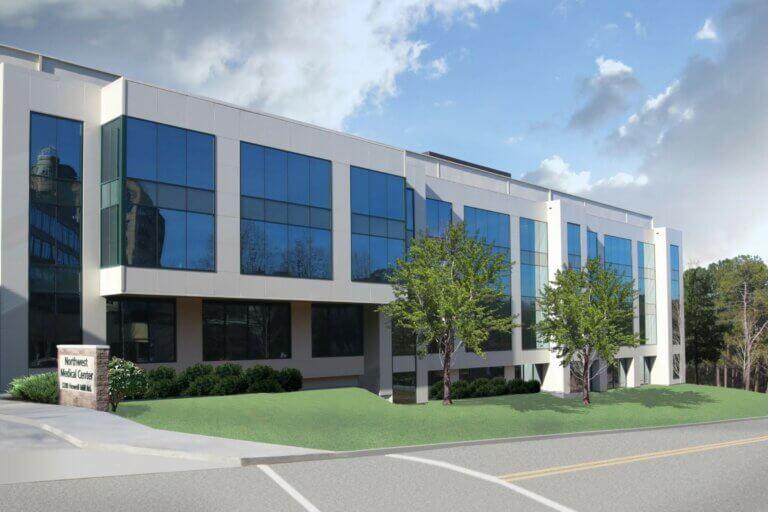 Northwest Medical Center Renovation