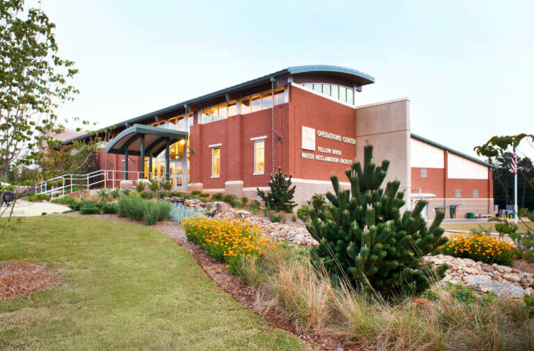 Yellow River Water Reclamation Facility