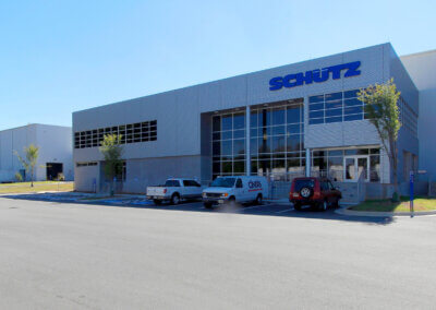Schutz Container Systems Manufactoring Facility