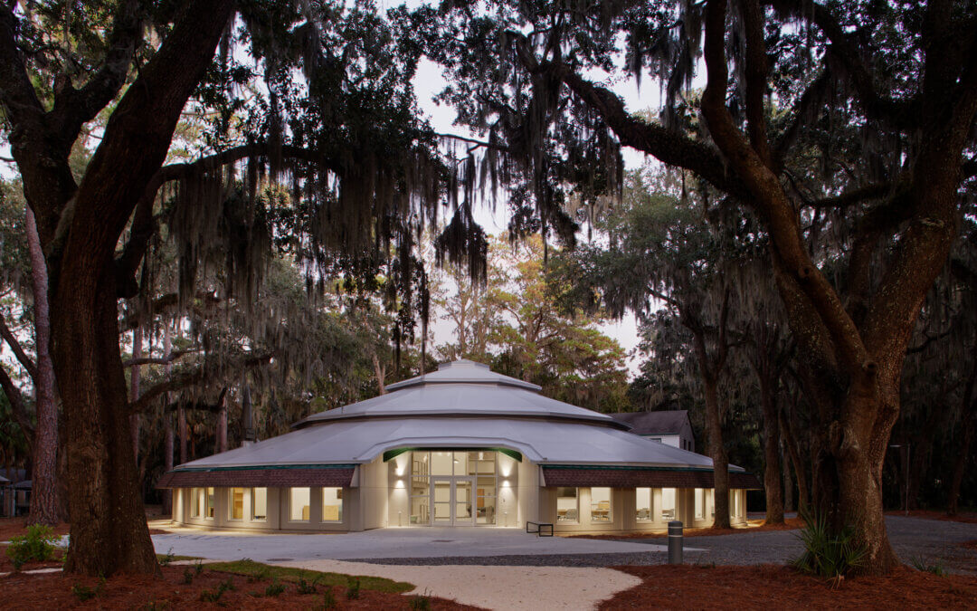 New South Completes UGA Ocean Science Instructional Center