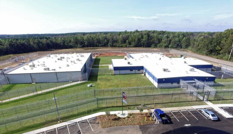 Terrell County Regional Youth Detention Center