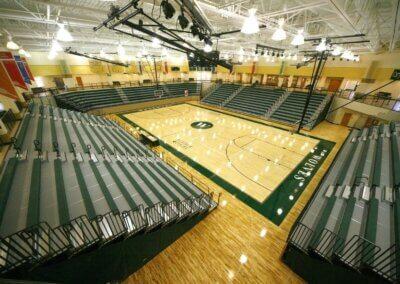 Wesleyan School | Yancey Gymnasium