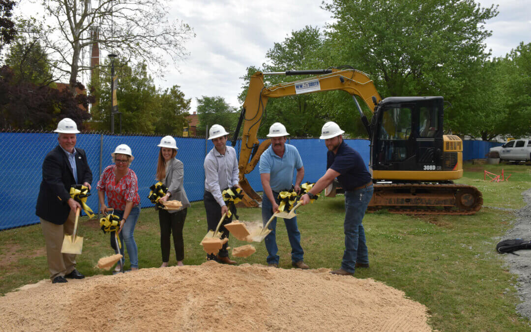 Kennesaw State breaks ground on Science Lab Annex