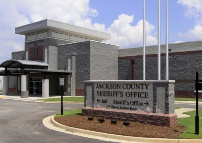Jackson County Jail & Sheriff's Office
