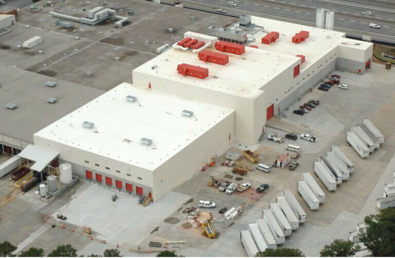 Coca-Cola Manufacturing Plant Phase 1