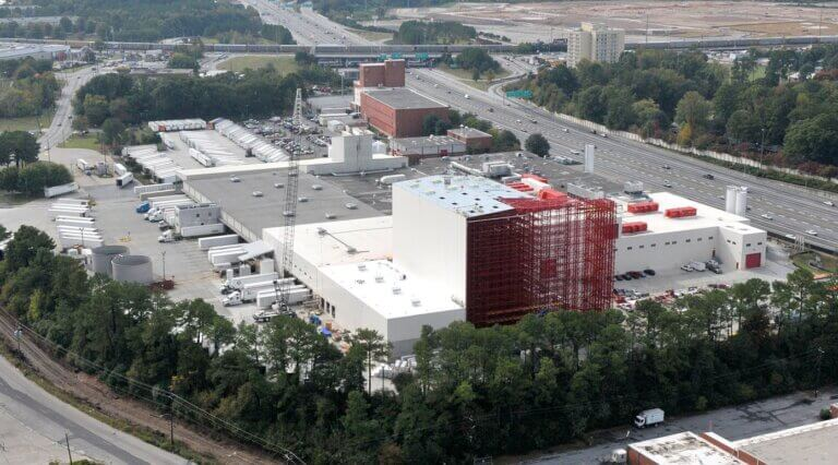 Coca-Cola Manufacturing Plant Phase 1.5