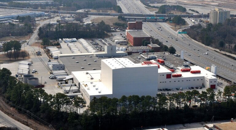 Coca-Cola Manufacturing Plant Phase 2