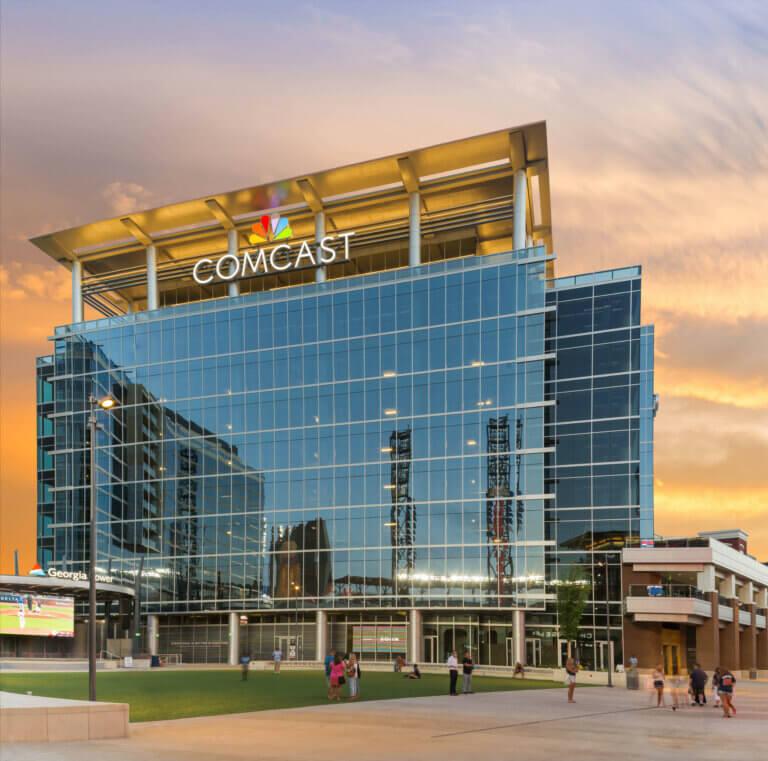 Comcast Office Headquarters