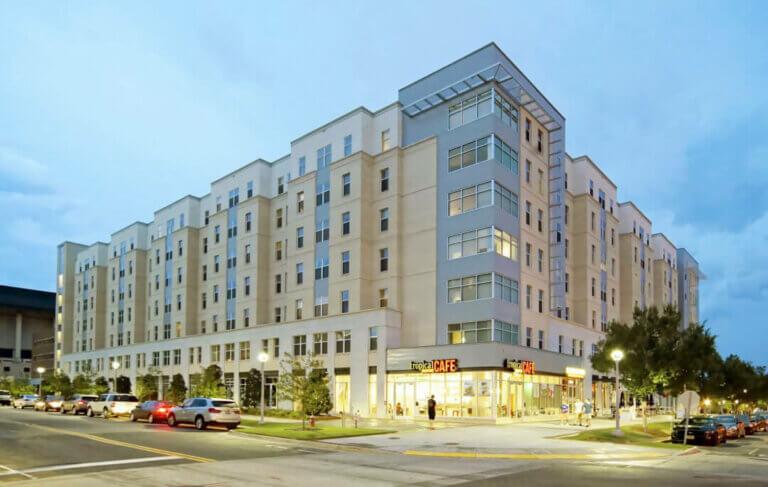 University of South Carolina   West Campus Student Housing