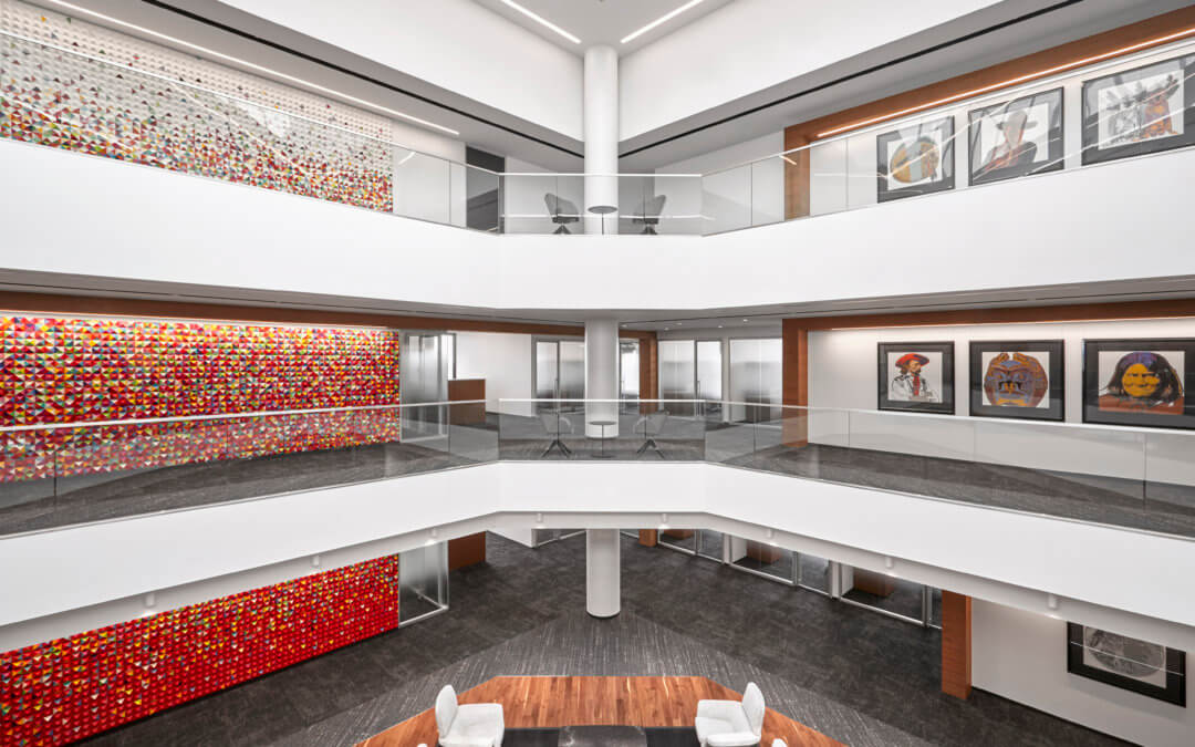 ENR Southeast's Best Interior/Tenant Improvement: Coca-Cola's NAT