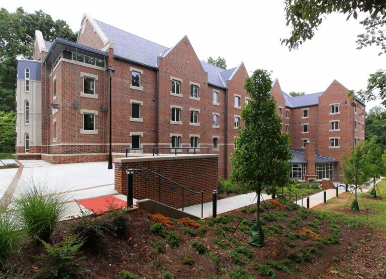 Columbia Theological Seminary | Graduate Student Residence Hall