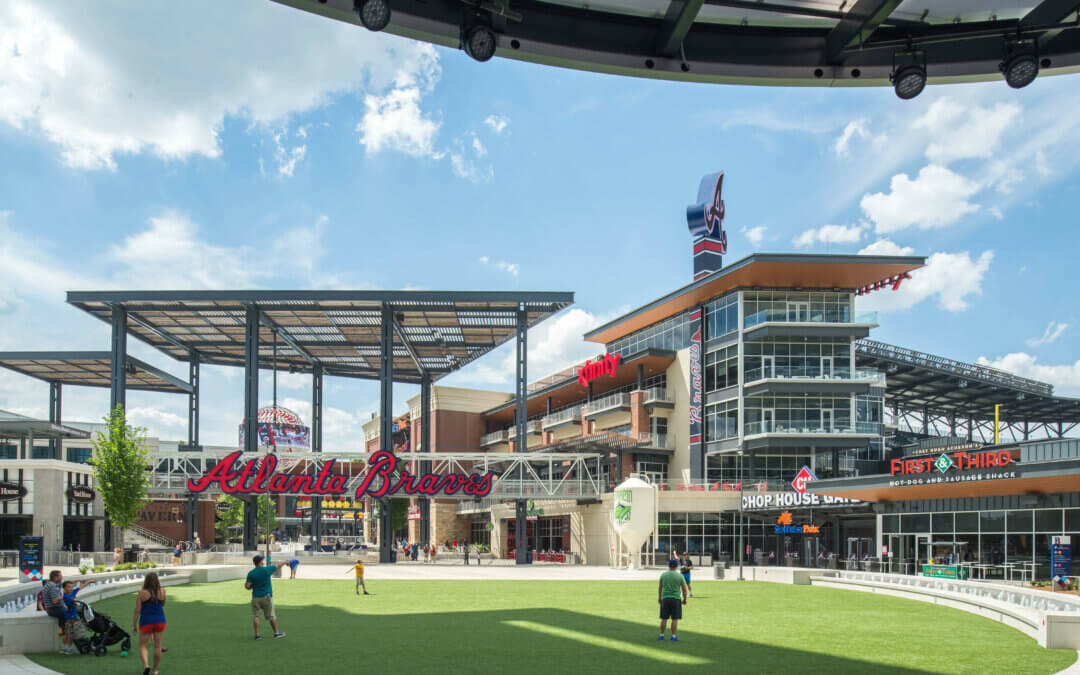 New South Construction and Joint Venture Partners Receive ENR Southeast Project of the Year Award for SunTrust Park