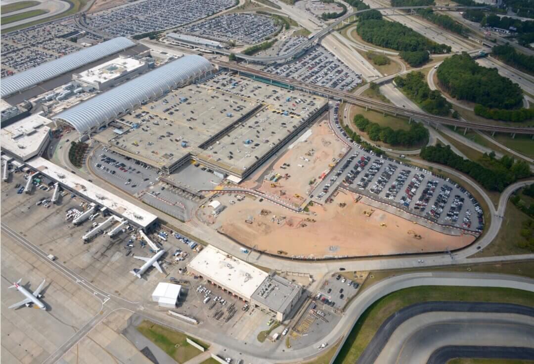 Concourse T North