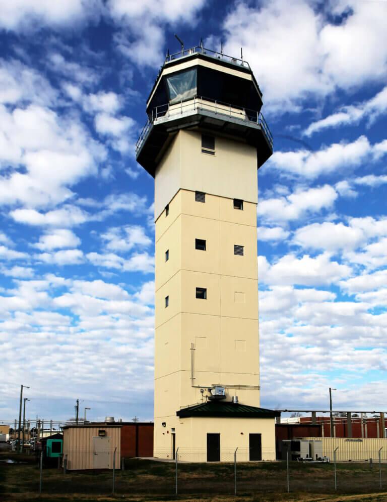 New River Marine Corps Air Station ATCT & Maintenance Hangar