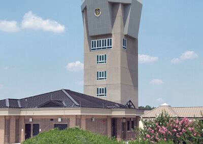 Dobbins ARB Traffic Control Tower