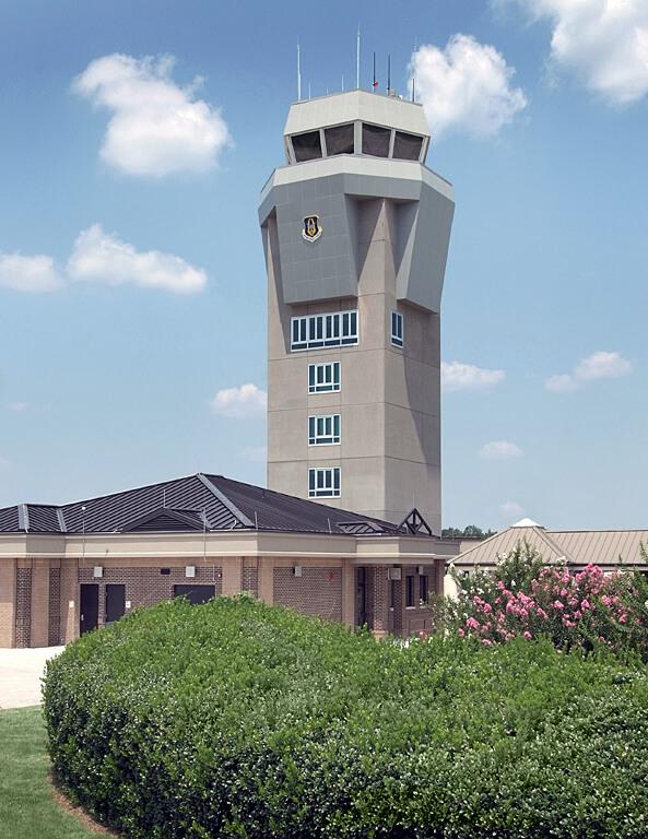 Dobbins ARB Traffic Control Tower