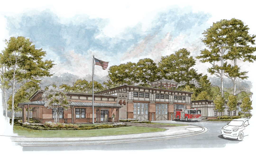 New South Breaks Ground on Milton Public Safety Complex