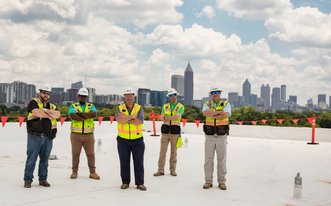 New South Construction Named to Atlanta Business Chronicle's 2019 Top Commercial Contractors List
