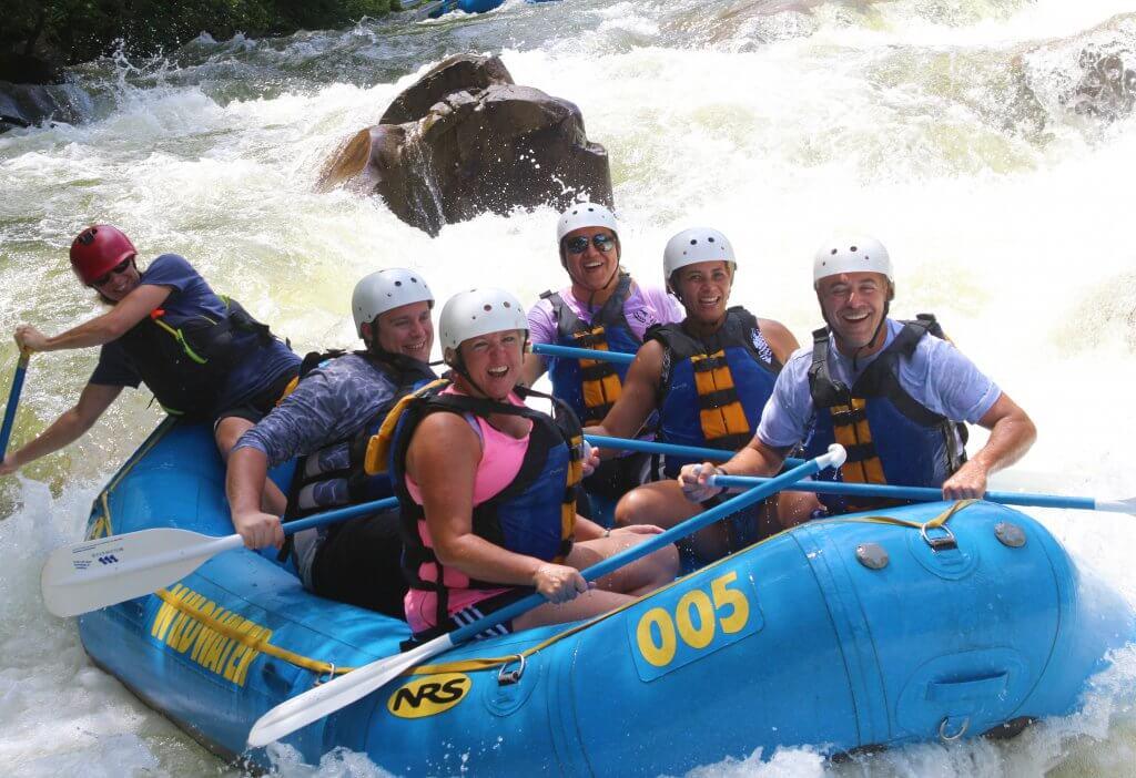 Team Rafting Trip