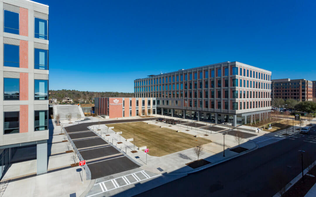 ENR Southeast Recognizes the New South for Nathan Deal Campus of Innovation
