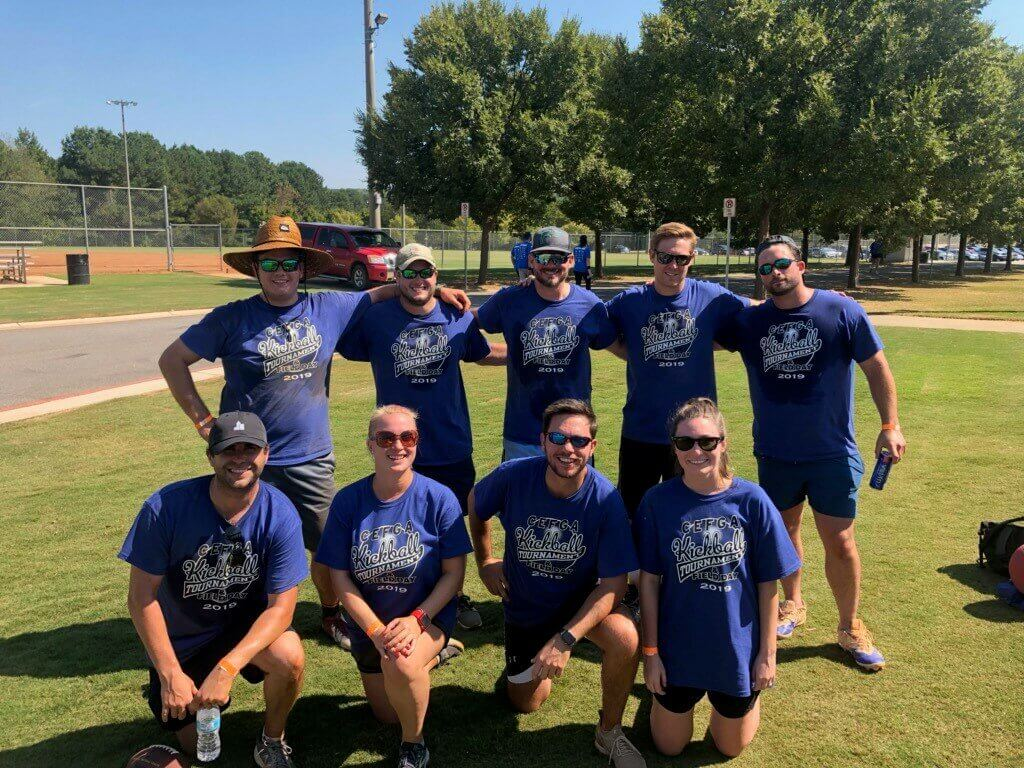 CEFGA Kickball Tournament