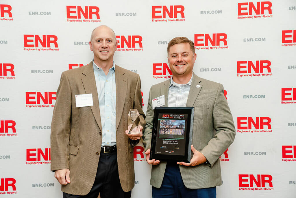 2019 ENR Best Regional Projects Awards Ceremony