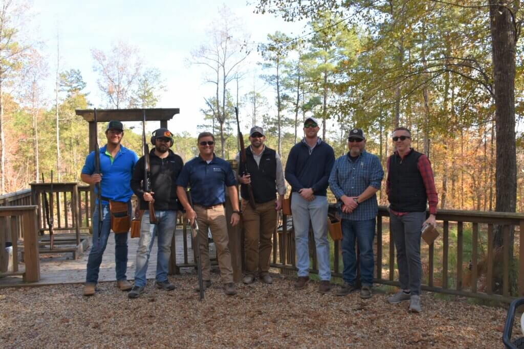 Sporting Clays Company Outing
