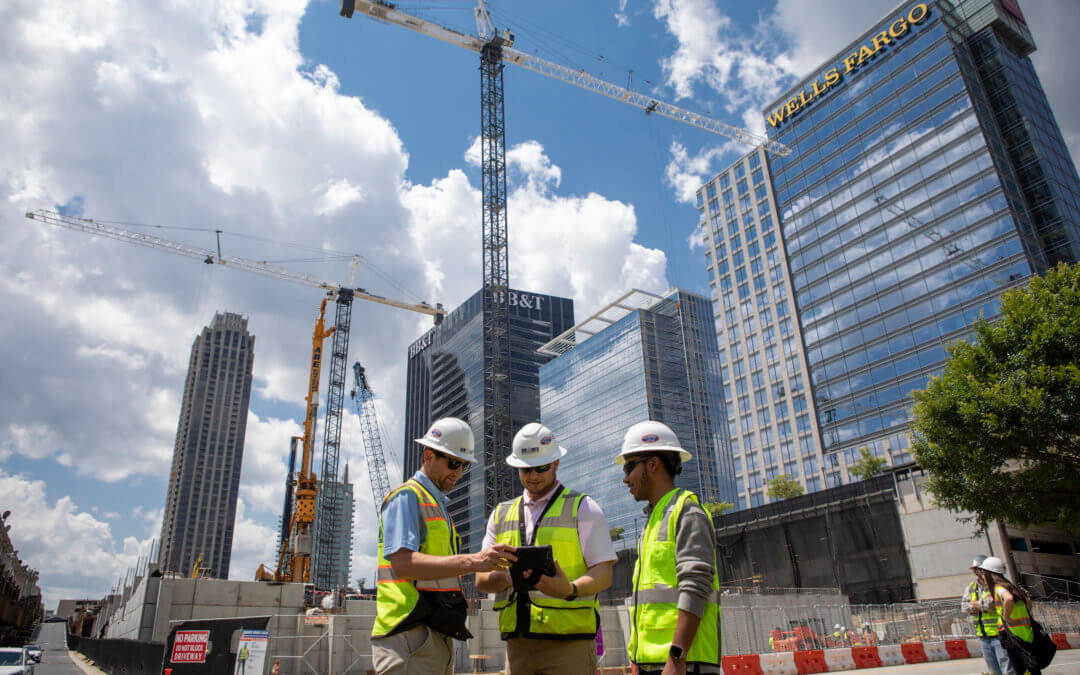 New South Construction Named to ENR's Annual Top 400 Contractors List