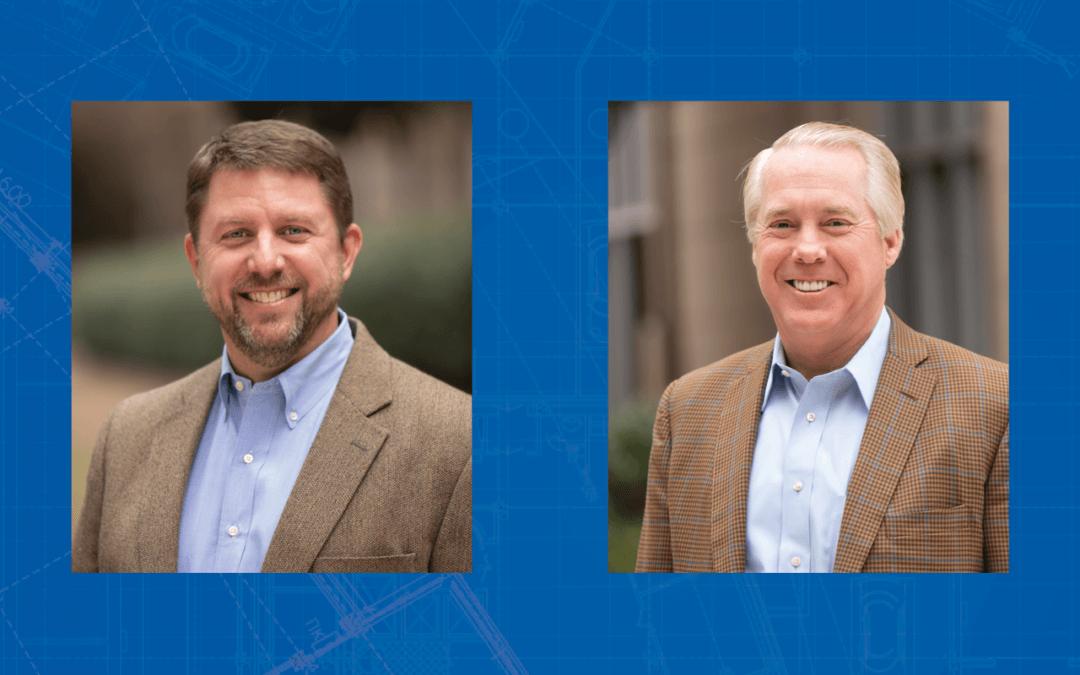 Doug Davidson and Rob Dunn continue to serve on AGC Georgia's Board of Directors