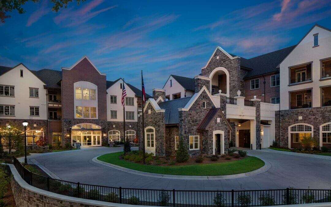 Best 55+ Design of 2020: Senior Housing Meets High-End Club at Isakson Community