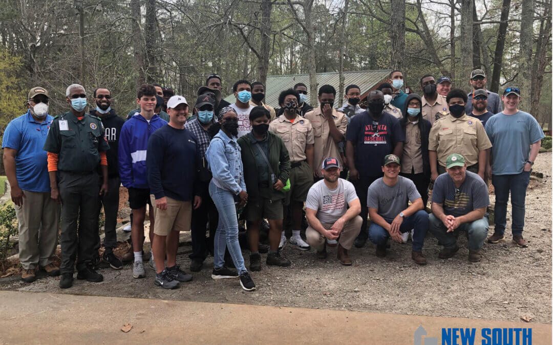 Boy Scout Sporting Clay Event